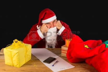Featured Image Of A Worn Out Santa.