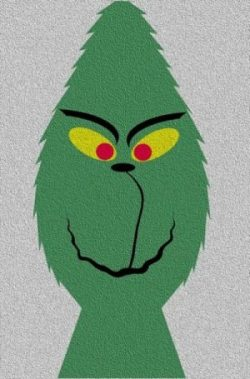 ...AND THE GRINCH TOO... GUESS WE ALL... GRINCH AND BEAR THAT TOO INDEED.