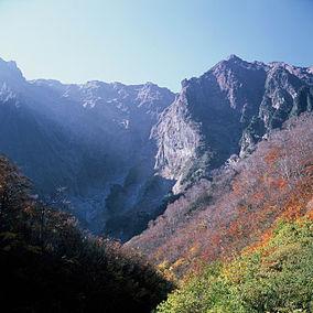 MT. TANIGAWA... JAPAN.