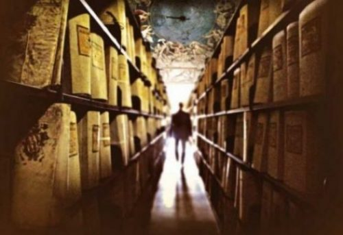 THE VATICAN SECRET ARCHIVES. photocredit/thanks:timesunion