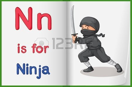 NINJA SPEAK.BE LIKE NINJA...SPEAK LIKE NINJA.