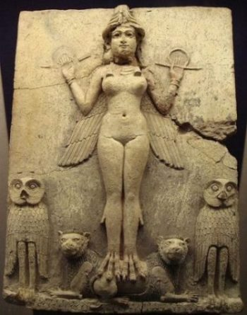 MANKIND's ORIGINS AND LEGENDS. INANNA... GODDESS OF LOVE... AND MORE. ...ANCIENT INANNA/ISHTAR/ASTARTE/APHRODITE/VENUS... ok... OWLS OF WISDOM AND BALANCE, LIONS OF STRENGTH AND PROTECTION, DIVINE WINGS, HEAVENLY WEAPONRY, CROWN OF RULERSHIP,.. BUT.!? even... the FOOT-FETISH SPECIALISTS HEREIN... WOULD BE... FLAT-FOOTED ABOUT THOSE... TALONS OF TOES INDEED.?.