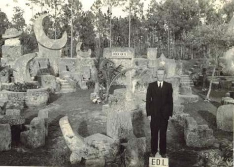 Coral Castle Mystery : Antigravity Secret Revealed ! | Psychedelic ...