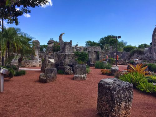 chewclue: Coral Castle Museum - Homestead, FL
