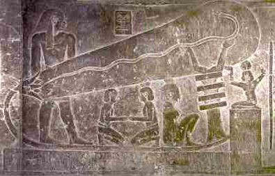 Ancient Aliens and The Pyramids