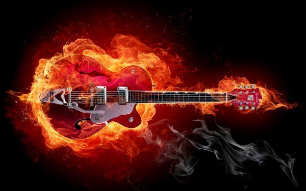 VOUDON ROCK N ROLL...