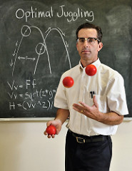 Shiro, SCIENCE and more... on the ART AND SCIENCE OF JUGGLING... THOSE NINJA... BALLS... INDEED. photocredit/thanks:flickr