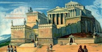 photocredit/thanks:wikipedia ANCIENT GREECE... A TIME OF YORE.