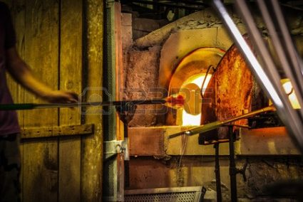GLASSBLOWING WORKSHOP:MURANO, ITALY.