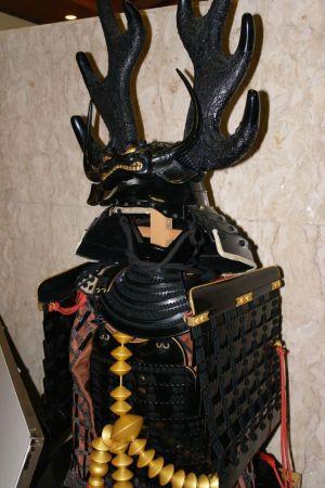 IEYASU BATTLE ARMOR. photocredit/thanks:wikimedia