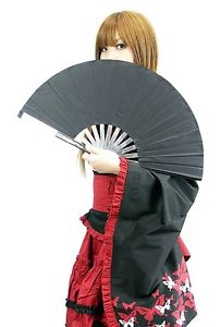 A FAN... A KUNOICHI... ARE YOU A FAN OF THE FAN.?. seen the slide-show.?.