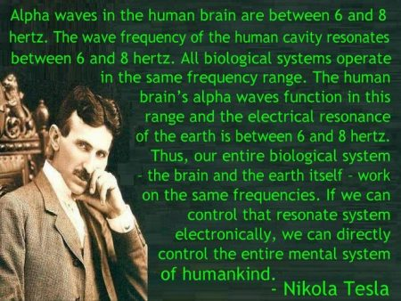 TESLA ON FREQUENCY... photocredit/thanks:pinterest