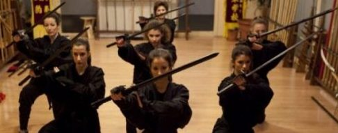 Photo Credit/Thanks:youtube/kunoichigr SOME 7 KUNOICHI, TRAINING STYLE AND RHYTHM...SWORDs+ co. CLICK A SWORD OR SEVEN... FOR A BOOK REVIEW OF THE FICTION PULPED FOUND IN Shiro's LIBRARY...