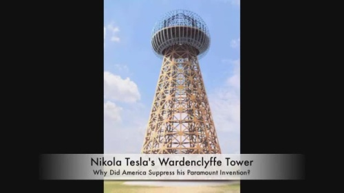 Nikola Tesla invention Magnifying Transmitter Also known as the Wardenclyffe Tower meant to produce wireless energy. photocredit/thanks:pinterest