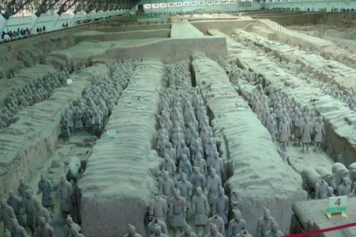 Secondary Topic Image The Terracotta Warriors Of China.