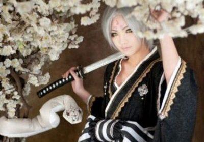 SHINOBI... SWORD... sssSNAKE TOO. STUNNING... INDEED. Photo Credit/Thanks:pinterest