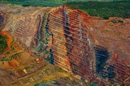 TIS SAID A DIAMOND IS FOREVER... TIS SAD A SHAME THE LEGENDS OF MINING APPEAR LOST IN TIME. TRUTH TOO.