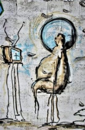 TV... IS PART OF THE DEVICES THAT CAN BE USED TO BRAINWASH IT SEEMS INDEED.