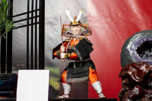 SOMETHING CATastrophic HEADED HIS SAMURAI WAY IT SEEMS. WILL HE... GET THE HINT.?. WILL HE GET... THE WAVE.?.