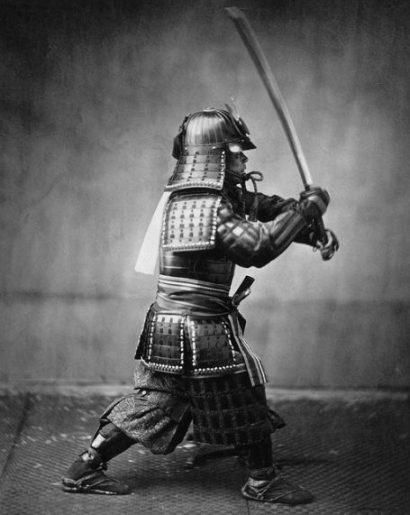 uf samurai sword armor