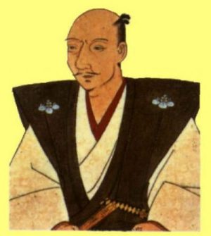 DAIMYO ODA NOBUNAGA... COMMANDER OF THE 40,000+ SOLDIERS OF SAMURAI... WHO BATTLED AT IGA... THE SHINOBI. THE 3000. photocredit/thanks:samuraiarchives