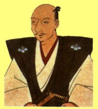 DAIMYO ODA NOBUNAGA... COMMANDER OF THE 40,000 SOLDIERS OF SAMURAI... WHO BATTLED AT IGA... THE SHINOBI. THE 3000. photocredit/thanks:samuraiarchives