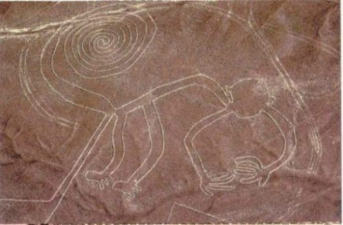 ...MORE LINES OF THE NAZCA...PERU. photocredit/thanks:nevworldwonders