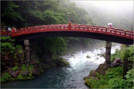 THE SACRED SHINKYŌ... 神橋 BRIDGE. THE SACRED SHINKYO BRIDGE. photocredit/thanks:archiveboston