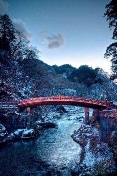 THE SACRED SHINKYŌ... 神橋 BRIDGE. photocredit/thanks:pinterest