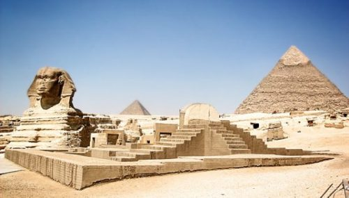 Though Olden and of Yore the Legends are clear and bright... too. Like the Pyramid was. Built in the shape of a Mountain it shaped the Lands... also. At Pharaoh's Command...and Finger-tips...the Great Pyramid greatly enhanced their Lives. More than a mere Tomb for Archaeologists to raid...even more than a back-drop for the Sphinx's... missing Nose. Even Pharaoh got pumped up indeed it seems about Pyramid Power. Our World Legends. The Slide-shows. Herein.