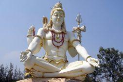 Shiva... Statuary. India.