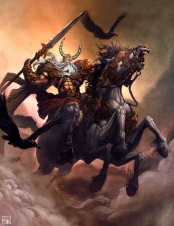 THE HORSE... THAT ODIN RIDES IN ON... AND THE 6 LEGS... THAT RIDE... TO VALHALLA AND... BACK photocredit/thanks:giye