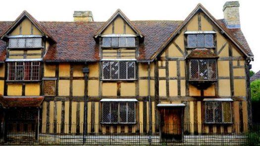The House of Shakespeare;.. Stratford on Avon,.. Warwickshire, England.