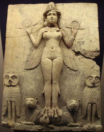 MANKIND's ORIGINS AND LEGENDS. INANNA... GODDESS OF LOVE... AND MORE.