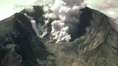 Mount Tambora...Indonesia. photocredit/thanks:youtube
