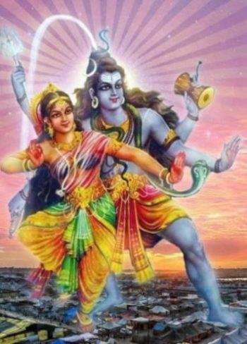 The Dance of Life... Shakti and Shiva Style that is. photocredit/thanks:pinterest