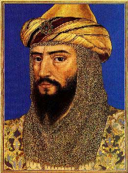Image Portrait Of Yore Saladin.