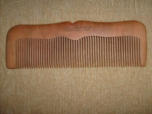 Featured Topic Image Old Wooden Comb.