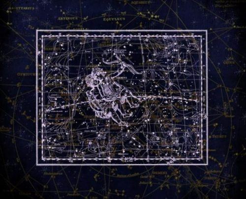 Featured Topic Image Gemini Constellation Pictorial.