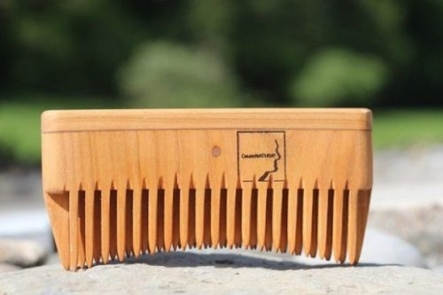 Featured Topic Image Fancy Wooden Comb.