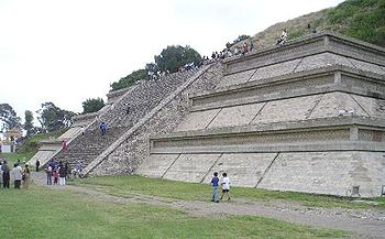 Featured Topic Image Cholula Pyramid Tourist Site.