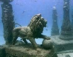 Featured Topic City Of Thonis-Heracleion Located Underwater.