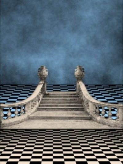 Fantasy Stairway Image.
