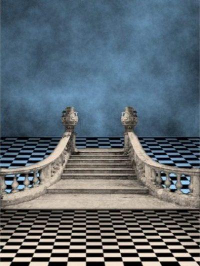 Fantasy Stairway Image.