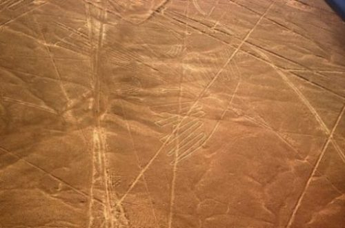 Image Of Lines Of Nazca.
