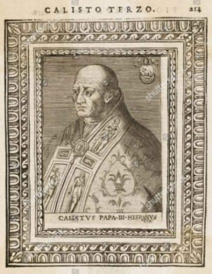 Image Of Alonso Borgia.